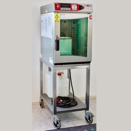 Kombidämpfer 'Convotherm', auf Untergestell, fahrbar, 6 x 1/1 GN 65 mm, 400V/16A (Bei Bedarf wird bis zu 40€ Sonderreinigung berechnet)