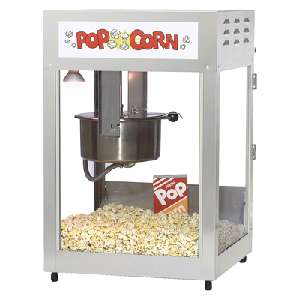 BIG Popcornmaschine